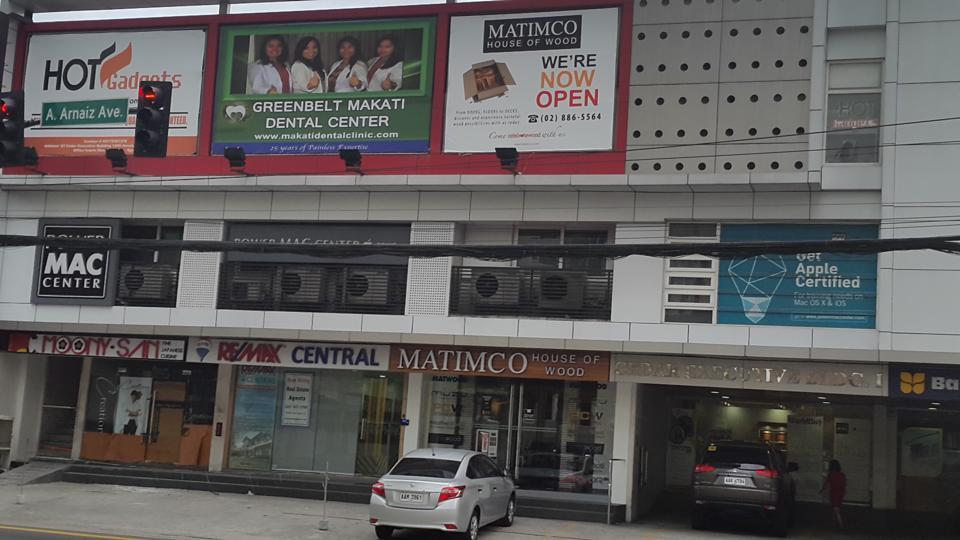 Arnaiz Avenue, Makati