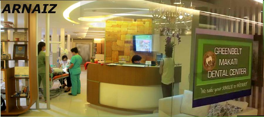 Arnaiz Avenue Clinic – Greenbelt Makati Dental Center